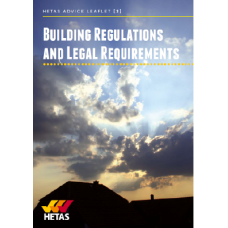 Building Regulations & Legal Requirements (Advice Leaflet 3)