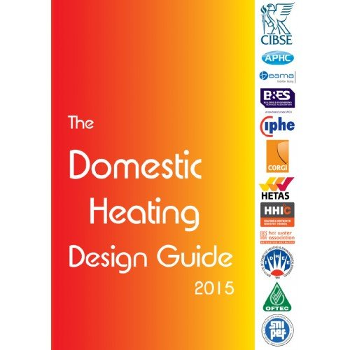 CIBSE Domestic Heating Design Guide 2015