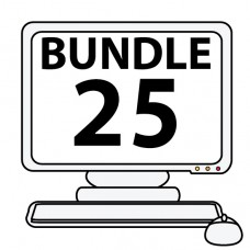 Online Notification Bundle (pack of 25)