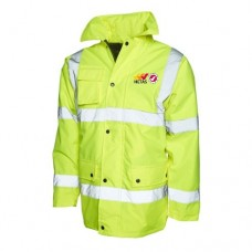 High Visibility Road Safety Jacket (Installer)