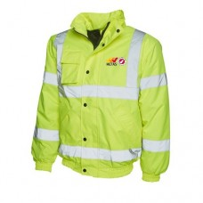 High Visibility Bomber Jacket (Installer)