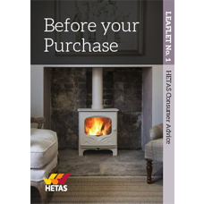 HETAS Advice Leaflet 1 | Before Your Purchase Bundle