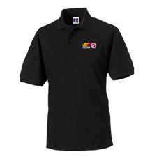 Russell Hardwearing Pique Polo Shirt (Installer)
