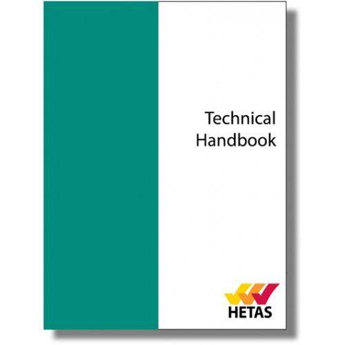 Hetas Technical Handbook Wet Supplement